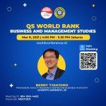 QS WORLD RANK PROFESSOR FORUM